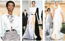 Givenchy rinde homenaje a su fundador con desfile en París