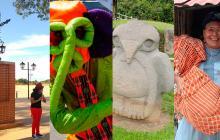 Centro de Cartagena, Parque San Agustín, Carnaval de Barranquilla y los demás patrimonios colombianos