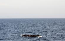 Nuevo naufragio frente a las costas libias deja más de 60 desaparecidos