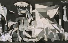 'Guernica', famoso cuadro de Pablo Picasso.