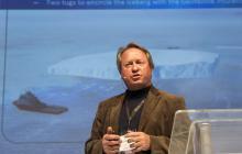 En video    La insólita propuesta contra la sequía: remolcar icebergs