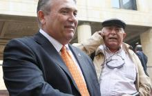 El excongresista Carlos Emiro Barriga.