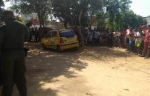 """""""A los taxistas los están matando para robarle el celular o la plata"""": Sinchotaxis"""