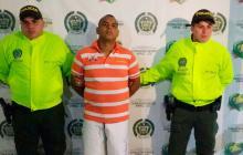 Capturan en Soledad a hombre relacionado con cuatro homicidios