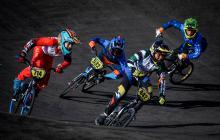 Bolle, tercera en Nacional de BMX en la nueva pista barranquillera