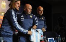 Renuncia cuerpo técnico del entrenador de Argentina, Jorge Sampaoli