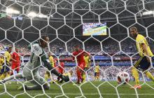 Inglaterra pasa a semifinales tras ganarle 2-0 a Suecia