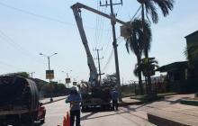 Estos son los 12 barrios y sectores que estarán sin luz este domingo en Barranquilla