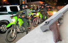 Ladrones en Cartagena atracaban con pistola de $65 millones
