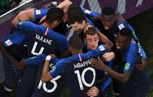 Francia está en la final del Mundial de Rusia-2018