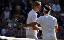 Sorpresa en Wimbledon: Federer cae eliminado en cuartos de final