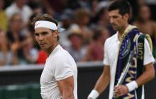 La semifinal de Wimbledon Nadal-Djokovic se aplaza por el toque de queda