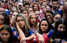 En Croacia hay tristeza y orgullo