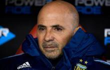 Sampaoli no seguirá en la dirección técnica de la Selección Argentina