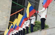 Cierres viales de este martes por ensayos del desfile del 20 de Julio