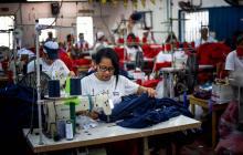 Atlántico representa el 3% de producción textil del país