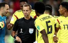 Escuche | Vallenato sabanero le dedica canción a árbitro del juego Colombia-Inglaterra