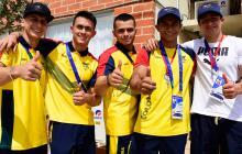 La alegría de los deportistas se toma la Villa Centroamericana