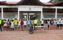 Capturan 18 integrantes de las pandillas 'los de la 18', 'los Que Sea' y 'los Pipones'