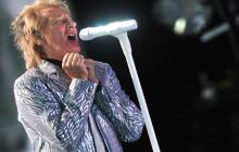 Rod Stewart: sus hijos lo inspiraron para su más reciente canción