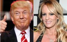 """Trump habría sido """"grabado"""" sin saberlo discutiendo un pago a exmodelo de Playboy"""