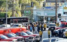 Tiroteo en supermercado de Los Ángeles deja un muerto