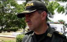 Coronel Francisco Arias, comandante (e) de la Policía.