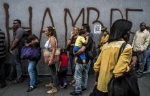 FMI prevé en Venezuela inflación de hasta 1.000.000% y caída de 18% del PIB