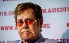 La batalla de Elton Jhon contra el VIH