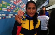 Dos bronces para Colombia en clavados