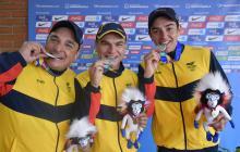 Colombia logra su segunda plata  en tiro