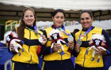 Colombia, con puntería que vale plata