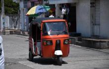 Motocarros se podrán integrar a los sistemas de transporte masivo
