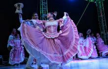 Comienza el vigésimo cuarto Festival de danzas folclóricas