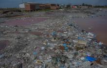 En Tasajera, 400 funcionarios en 'histórica' intervención social