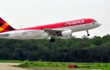 Avianca suspende venta de tiquetes para vuelos nacionales este jueves