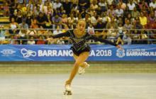 Supremacía colombiana en patinaje artístico