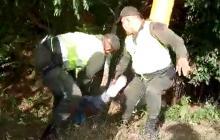Policía dispara contra motorizado por evadir orden de pare en puesto de control