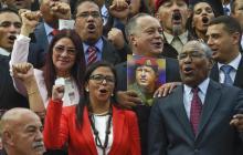 Constituyente que atornilló a Maduro cumple un año