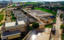 Barranquilla y Soledad sin agua por ingreso de basuras a la dársena