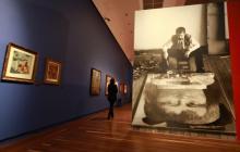 En video | Fernando Botero y sus tempranas obras