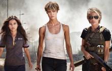 Natalia Reyes publicó en redes su primera foto en 'Terminator'