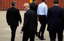 Servicio de inteligencia de Barack Obama, en la Cumbre de las Américas 2012.