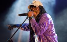 El brigadier, reggae africano en las verbenas