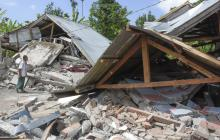 Sismo de magnitud 7 grados sacude a Indonesia