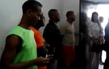 Santos se va... y los presos siguen ahí