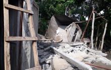 Invierno en Córdoba deja un saldo de dos viviendas derribadas en Lorica