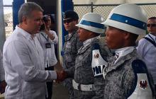 Así fue el primer consejo de seguridad de Iván Duque en San Andrés