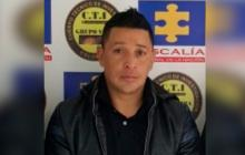 Fredy Eduardo Moreno, condenado.