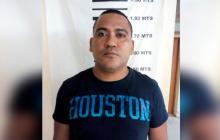 Sergio Rafael Monsalvo Fuentes, expolicía.